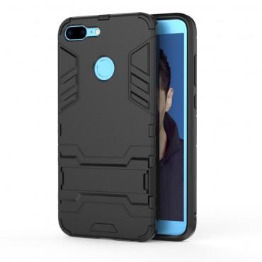 """Strapabíró """"Impact X"""" védőtok Huawei Honor 9 Lite készülékekhez – fekete"""
