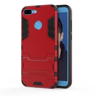 """Strapabíró """"Impact X"""" védőtok Huawei Honor 9 Lite készülékekhez – piros"""