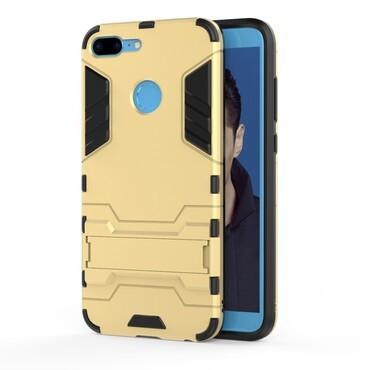 """Strapabíró """"Impact X"""" védőtok Huawei Honor 9 Lite készülékekhez – aranyszínű"""