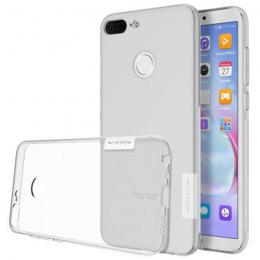 """Prémium vékony tok """"Nature"""" Huawei Honor 9 Lite készülékekhez - átlátszó"""