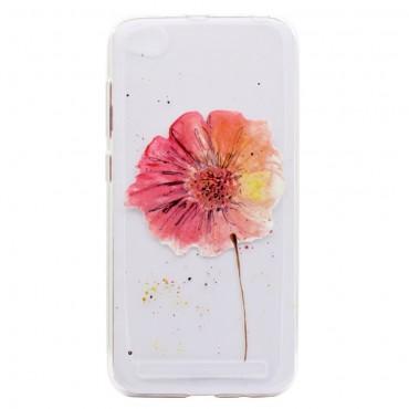 """Vékony TPU gél tok """"In Bloom"""" Xiaomi Redmi 5A készülékekhez"""