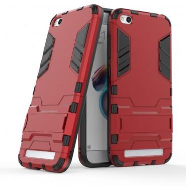 """Strapabíró """"Impact X"""" védőtok Xiaomi Redmi 5A készülékekhez – piros"""