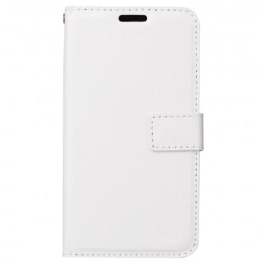 """Divatos """"Smooth"""" tárca Xiaomi Redmi 5A készülékekhez – fehér"""