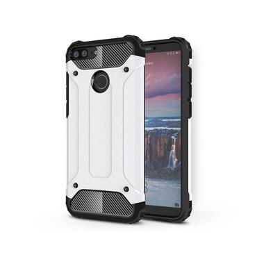 """Strapabíró """"Rock"""" védőtok Huawei Honor 9 Lite készülékekhez – rózsaszín"""