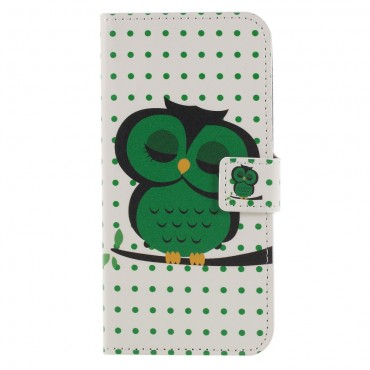 Sleeping Owl TPU géles védőtok Huawei Honor 9 Lite készülékekhez