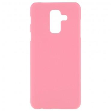 Kemény TPU védőtok Samsung Galaxy A6 Plus 2018 készülékekhez – rózsaszín