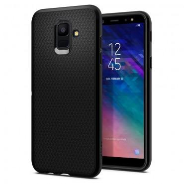 """Spigen """"Liquid Air"""" védőtok Samsung Galaxy A6 2018 készülékekhez"""