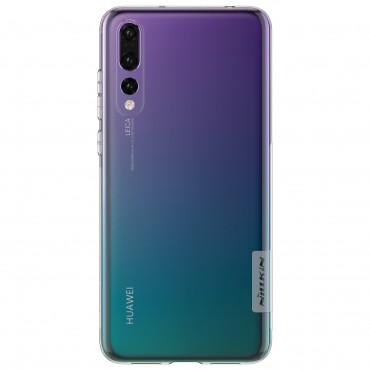 """Prémium vékony tok """"Nature"""" Huawei P20 Pro készülékekhez - átlátszó"""