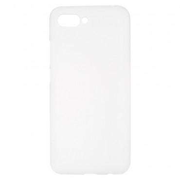 TPU gél tok Huawei Honor 10 készülékekhez - fehér