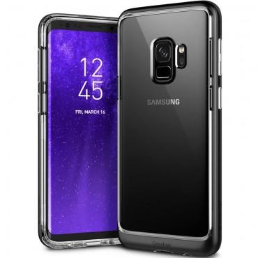 Caseology Skyfall Series védőtok Samsung Galaxy S9 készülékekhez – fekete