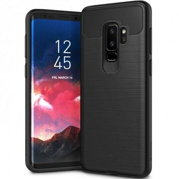 Caseology Vault Series védőtok Samsung Galaxy S9 Plus készülékekhez – fekete