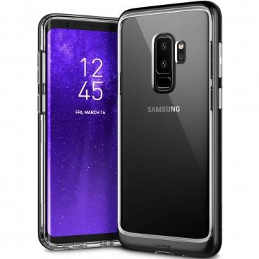 Caseology Skyfall Series védőtok Samsung Galaxy S9 Plus készülékekhez – fekete