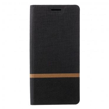 """Divatos """"Elegant Line"""" tárca Samsung Galaxy Note 9 készülékekhez – fekete"""