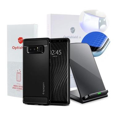 """Charge and Protect"" 4Pack a Samsung Galaxy Note 8 készülékhez"