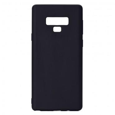 TPU gél tok Samsung Galaxy Note 9 készülékekhez - fekete
