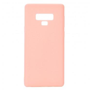 TPU gél tok Samsung Galaxy Note 9 készülékekhez - rózsaszín