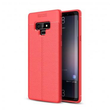"""TPU gél tok """"Gentry"""" Samsung Galaxy Note 9 készülékekhez - piros"""