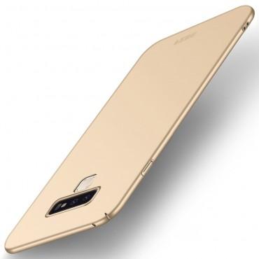 """TPU gél tok """"Guardian"""" Samsung Galaxy Note 9 készülékekhez - arany"""