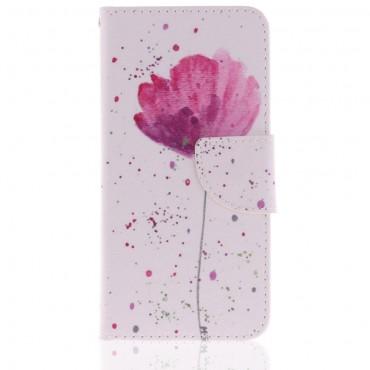 """Divatos nyitható tok """"In Bloom"""" Huawei P Smart készülékekhez"""