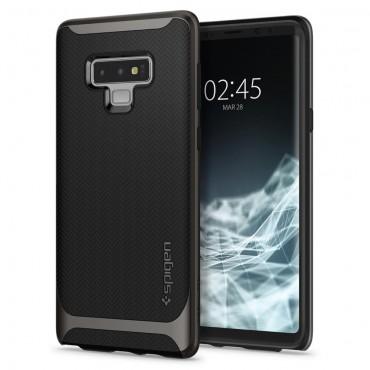 """Spigen """"Neo Hybrid"""" védőtok Samsung Galaxy Note 9 készülékhez – gunmetal"""