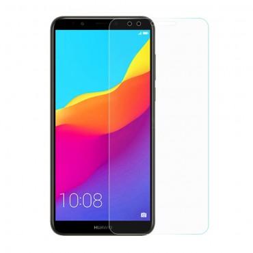 Minőségű 0.3 mm védőüveg Huawei Y7 Prime 2018 / Y7 2018 készülékekhez
