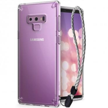 """Ringke """"Fusion"""" védőtok Samsung Galaxy Note 9 készülékekhez - crystal view"""