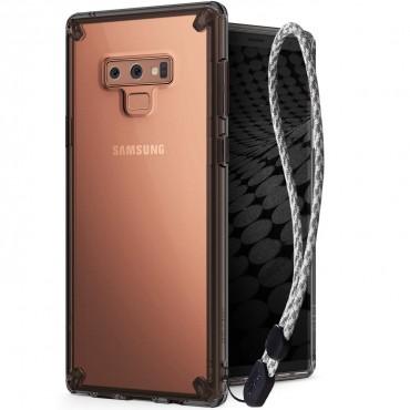 """Ringke """"Fusion"""" védőtok Samsung Galaxy Note 9 készülékekhez - smoke black"""