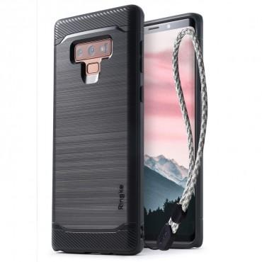 """Ringke """"Onyx"""" védőtok Samsung Galaxy Note 9 készülékekhez – fekete"""