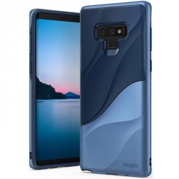 """Ringke """"Wave"""" védőtok Samsung Galaxy Note 9 készülékekhez – coastal blue"""
