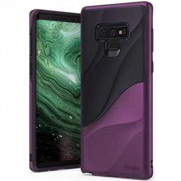 """Ringke """"Wave"""" védőtok Samsung Galaxy Note 9 készülékekhez – metallic purple"""