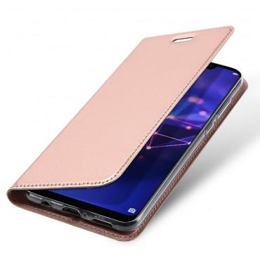 """Divatos """"Skin"""" tárca Huawei Mate 20 Lite készülékekhez – rózsaszín"""