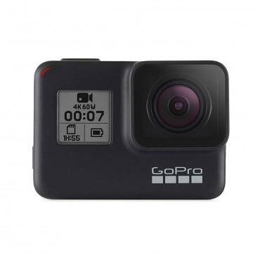 Sportkamera GoPro HERO7 Black és 20 részes kiegészítő szett