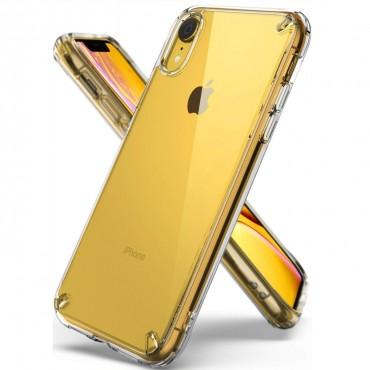 """Ringke """"Fusion"""" védőtok iPhone XR készülékekhez – clear"""