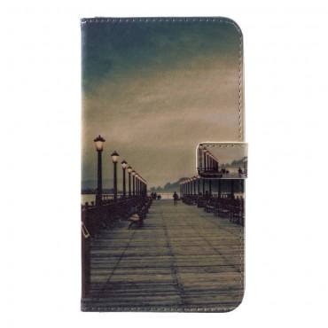 """Divatos """"Empty Pier"""" tárca iPhone XR készülékekhez"""