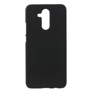 Kemény TPU védőtok Huawei Mate 20 Lite készülékekhez – fekete