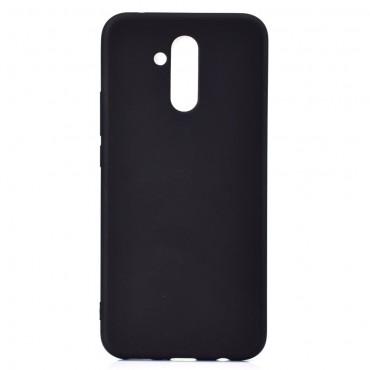 TPU gél tok Huawei Mate 20 Lite készülékekhez - fekete