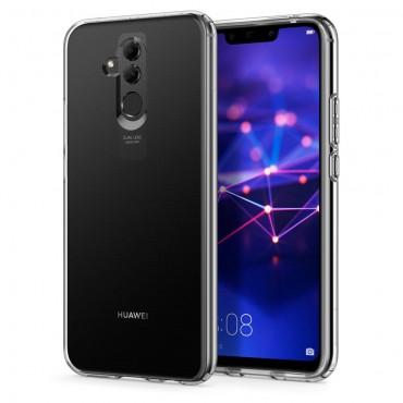 """Tok Spigen """"Liquid Crystal"""" Huawei Mate 20 Lite készülékekhez - crystal clear"""