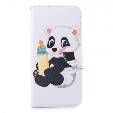 "Divatos ""Baby Panda"" tárca Huawei Mate 20 Pro készülékekhez"