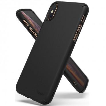 """Ringke """"Slim"""" védőtok iPhone X / Xs készülékekhez - black"""