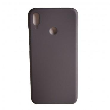 TPU géles védőtok Huawei Honor 8X készülékekhez - fekete