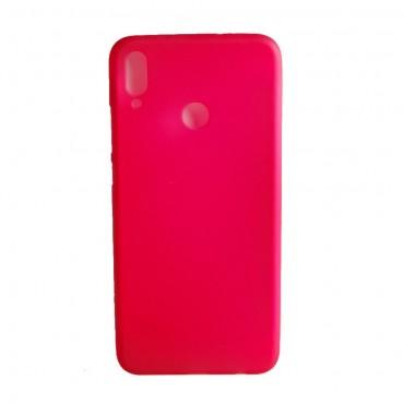 TPU géles védőtok Huawei Honor 8X készülékekhez - piros