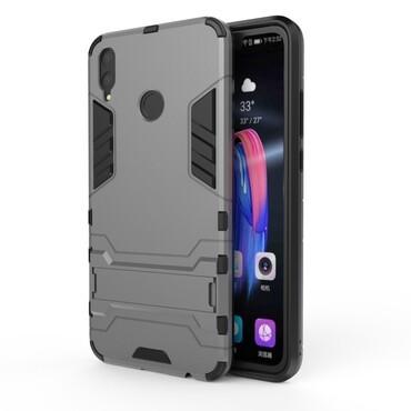"""Strapabíró """"Impact X"""" védőtok Huawei Honor 8X készülékekhez - szürke"""