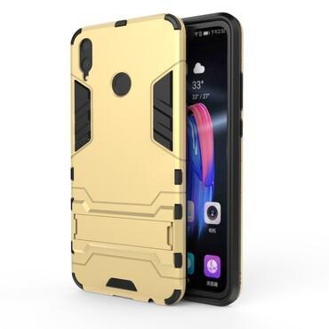 """Strapabíró """"Impact X"""" védőtok Huawei Honor 8X készülékekhez - aranyszínű"""