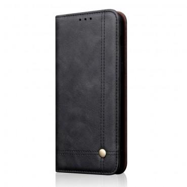"""Elegáns """"Attire"""" tárca Huawei Honor 8X készülékekhez - fekete"""