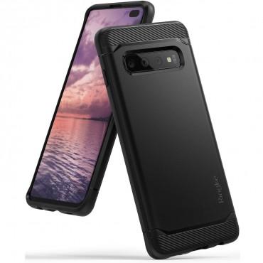 """Ringke """"Onyx"""" védőtok Samsung Galaxy S10 Plus készülékekhez – fekete"""