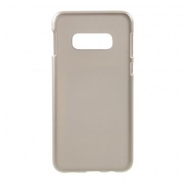 Goospery iJelly Case TPU géles védőtok Samsung Galaxy S10e készülékekhez – aranyszínű