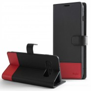 """Nyitható tok Ringke """"Wallet"""" Samsung Galaxy S10 Plus készülékekhez - black"""