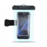 """Vízálló zseb max. 5.5"""" méretű mobilkészülékekhez - kék"""