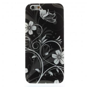 Black Fairytale TPU géles védőtok iPhone 6 / 6S készülékekhez